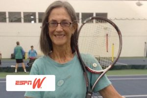 The healing powers of tennis