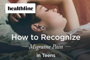 What to do for migraines in teens